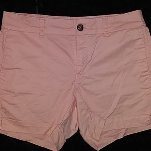 Old Navy Everyday shorts in peach